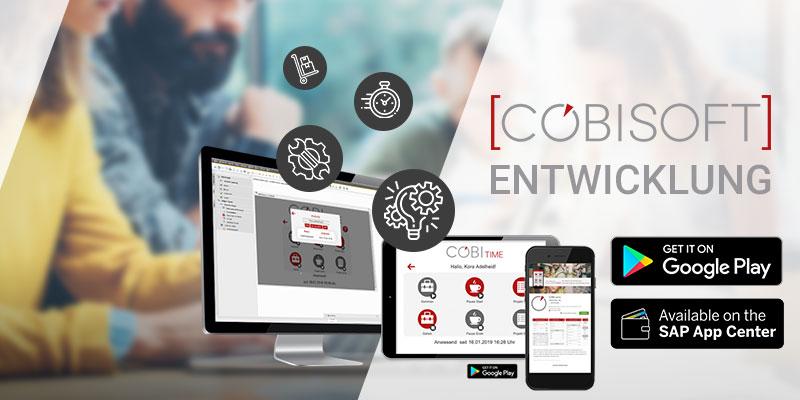 COBISOFT Entwicklung SAP App Center und Google Playstore