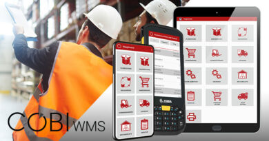 Neue Funktionen in COBI.WMS