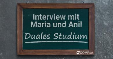 Interview mit unseren dualen Studenten